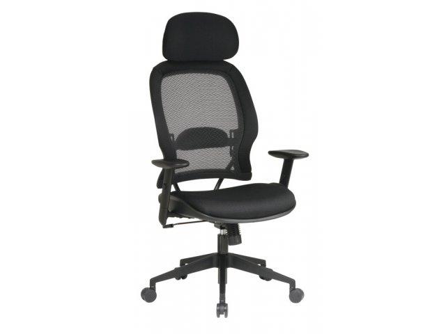 Mesh Fabric Air Grid Office Chair Headrest SPC 5543 Mesh Office Chairs
