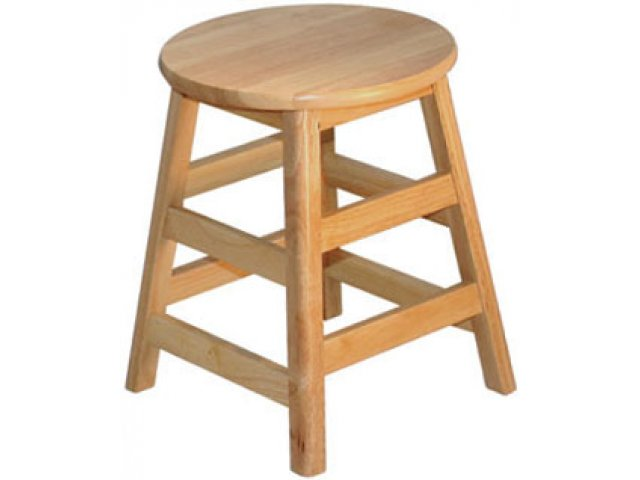 18 Wooden Stools ~ Allied solid wood lab stool stl stools