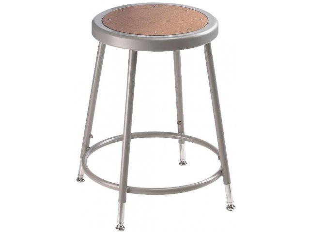 Astounding Nps Adjustable Metal Lab Stool 19 27H Squirreltailoven Fun Painted Chair Ideas Images Squirreltailovenorg