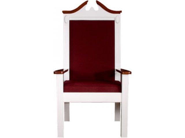 Center Pulpit Chair Colonial Tcf 820cc Pulpit Furniture