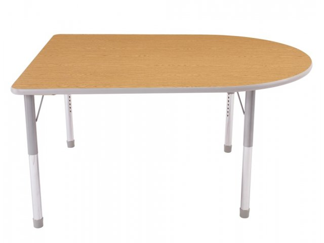 Collaborative Classroom Tables : Chad collaborative adjustable classroom table