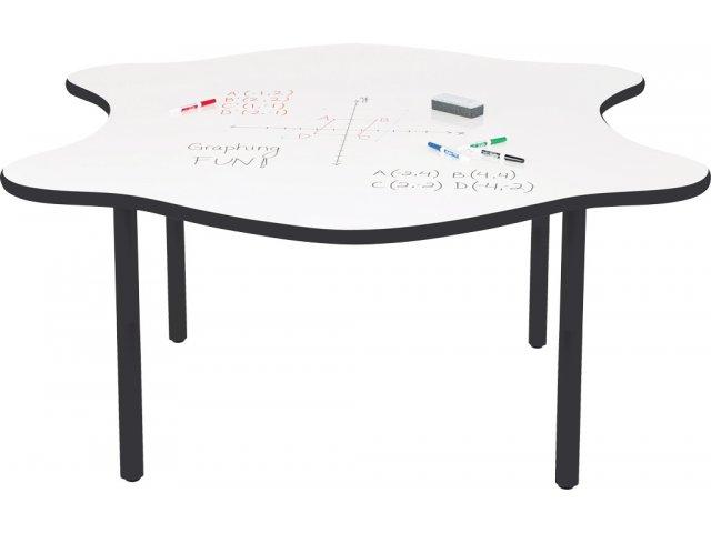 Collaborative Classroom Tables : Adam collaborative classroom table twl d tables