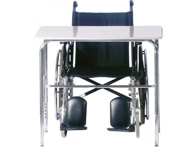 Wheelchair Accessible School Desk Laminate