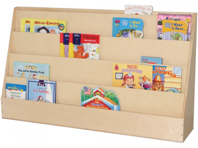 Extra Wide Book Display Stands 10 25 Quot W Library Displays