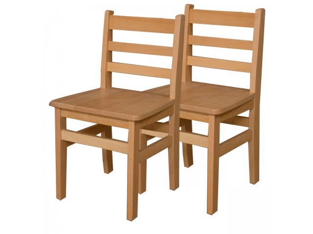 school chair back. Contemporary Back Ladder Back Wooden School Chair  Set Of 2 Inside