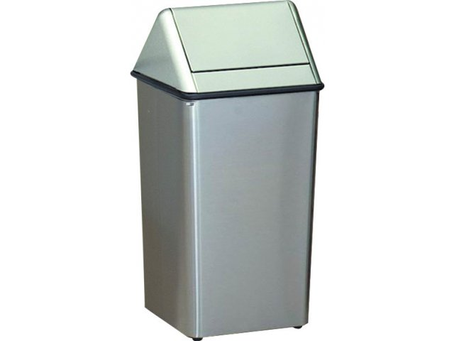 95 Gallon Trash Can furthermore Cans together with 007 R1536PL10B further Boka Double Stainless Steel Recycling Container p 3025 besides Ladder Cart p 2556. on rubbermaid trash receptacles