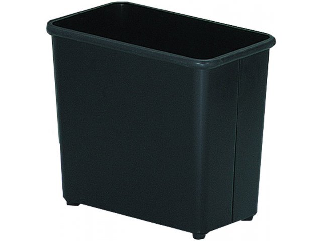 Trash cans indoor recycling bins garbage cans recycle bins - Rectangular garbage cans ...