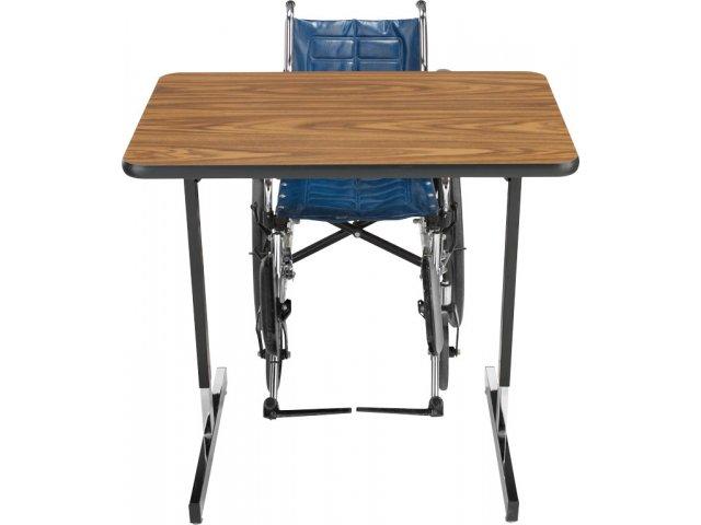 8700 Series Adjustable Ada Compliant Table 60x36