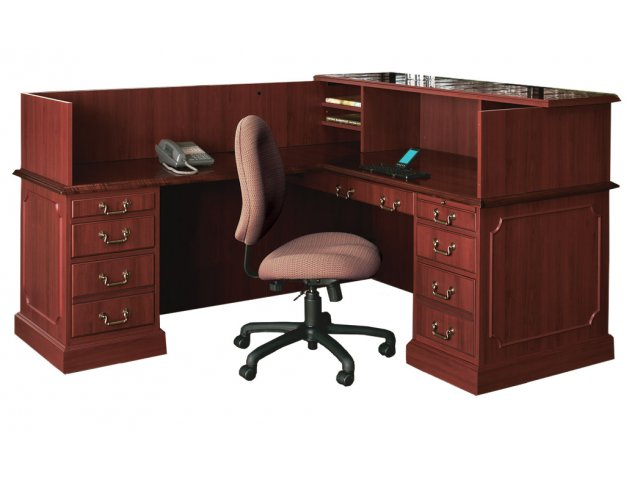 Bedford L Shaped fice Desk L Return Small BED 6678L