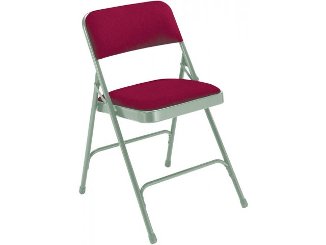 Fabric Upholstered Folding Chair FHC 2200 Banquet Chairs