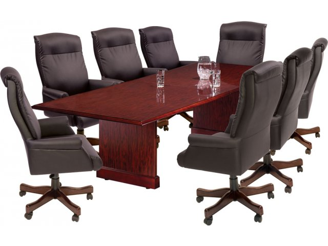 Exceptional GOV 94 Table Shown With 8 KBC 6940 Chairs