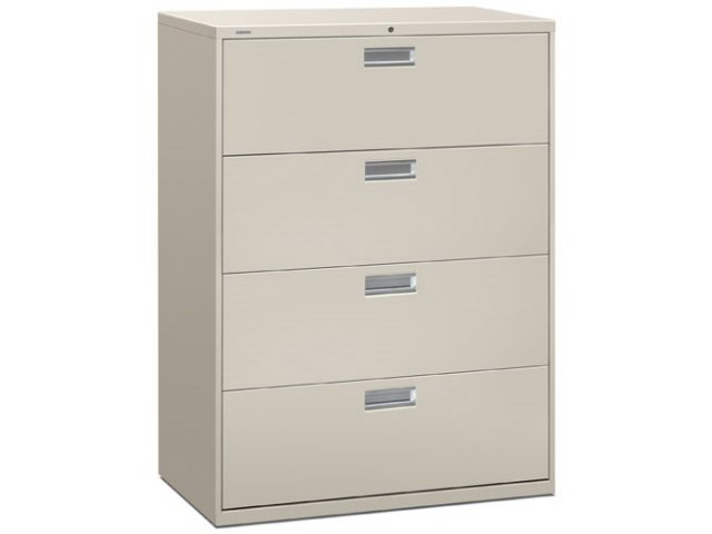 Hertz Customer Service Chat >> 600 Series 4 Drawer Lateral File Cabinet HON-694, Metal File Cabinets