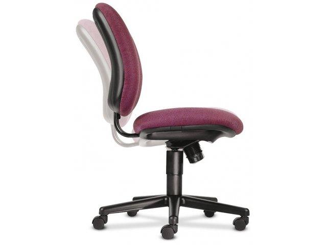 hon asynchronous tilt office chair hon-7707, task chairs