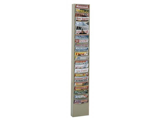23 Pocket Wall Mounted Literature Organizer Mlr 31