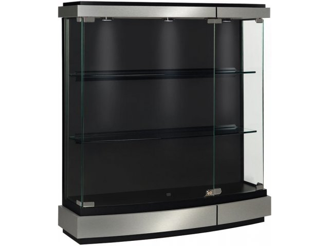 Model Display Cases >> Quantum Wall-Mount Display Case QUA-514, Trophy & Display Cases