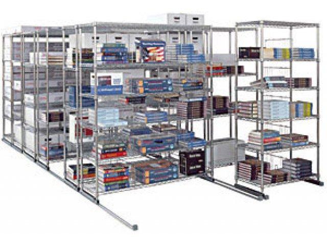 Gentil Textbook Storage · Sport Equipment Storage
