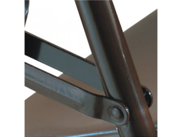 Metal Folding Chairs Double Hinge Steel Folding Chairs