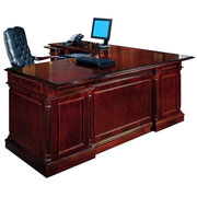 Traditional Office Desks