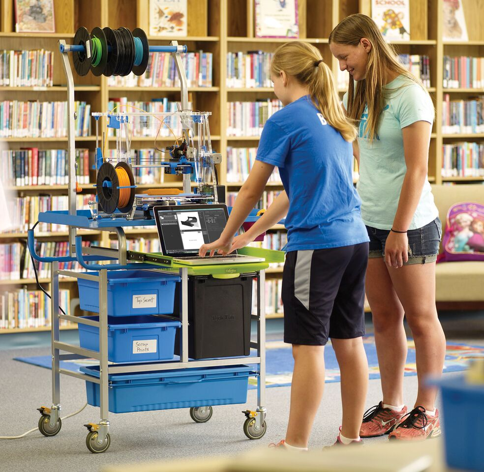 Makerspace for Collaborative Learning