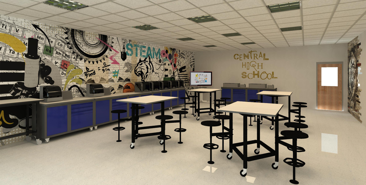 Fab Lab - Design & Planning