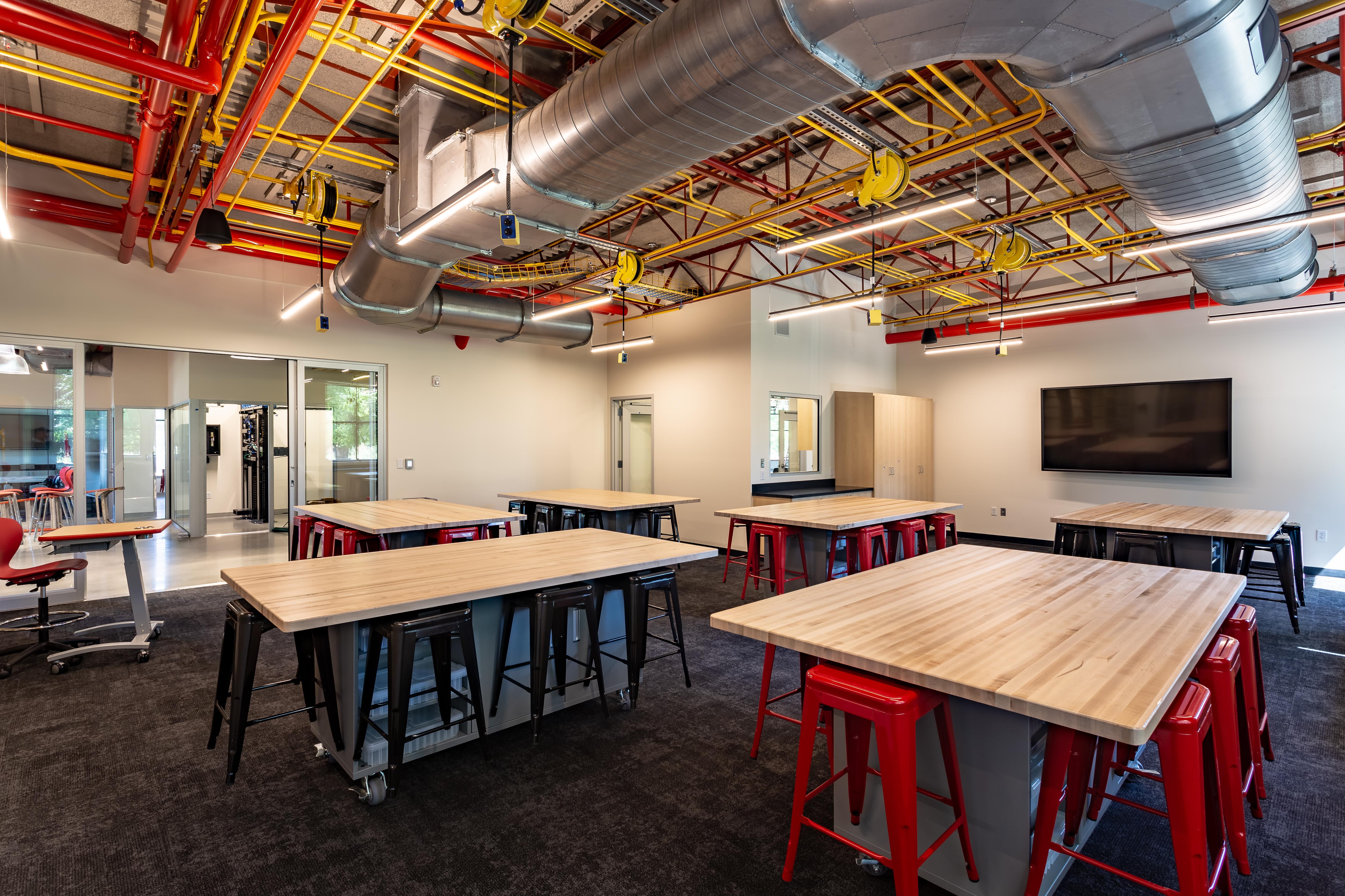 The Ideal STEM Classroom Setup