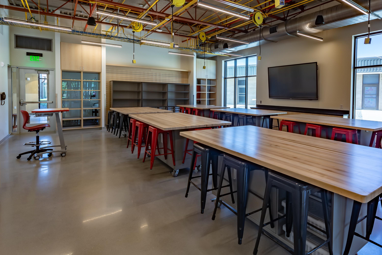 Designing a STEM Classroom
