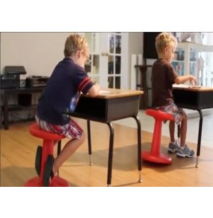 Wobble Chairs Promote Movement Hertzfurniturecom