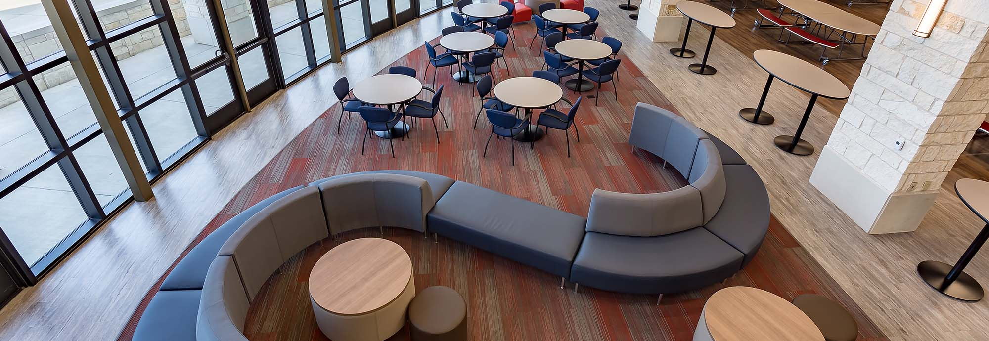 Explore Our Common Areas