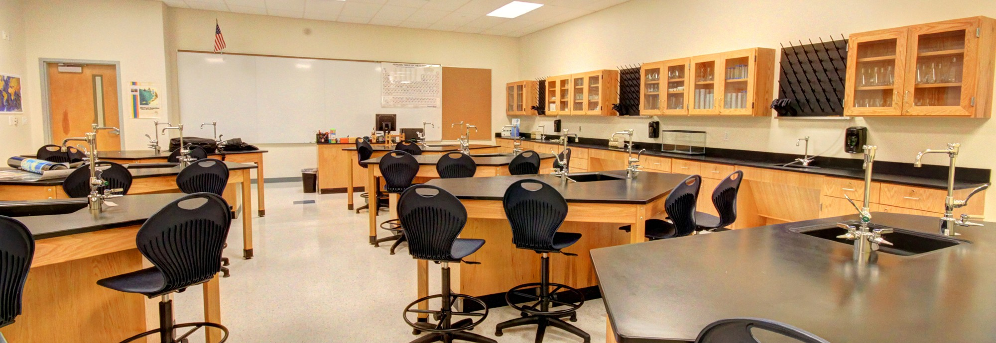 Explore Our Science Labs