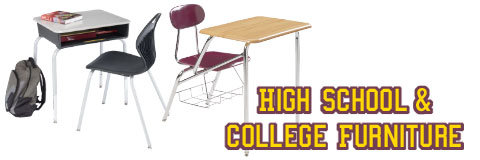 High School College Furniture