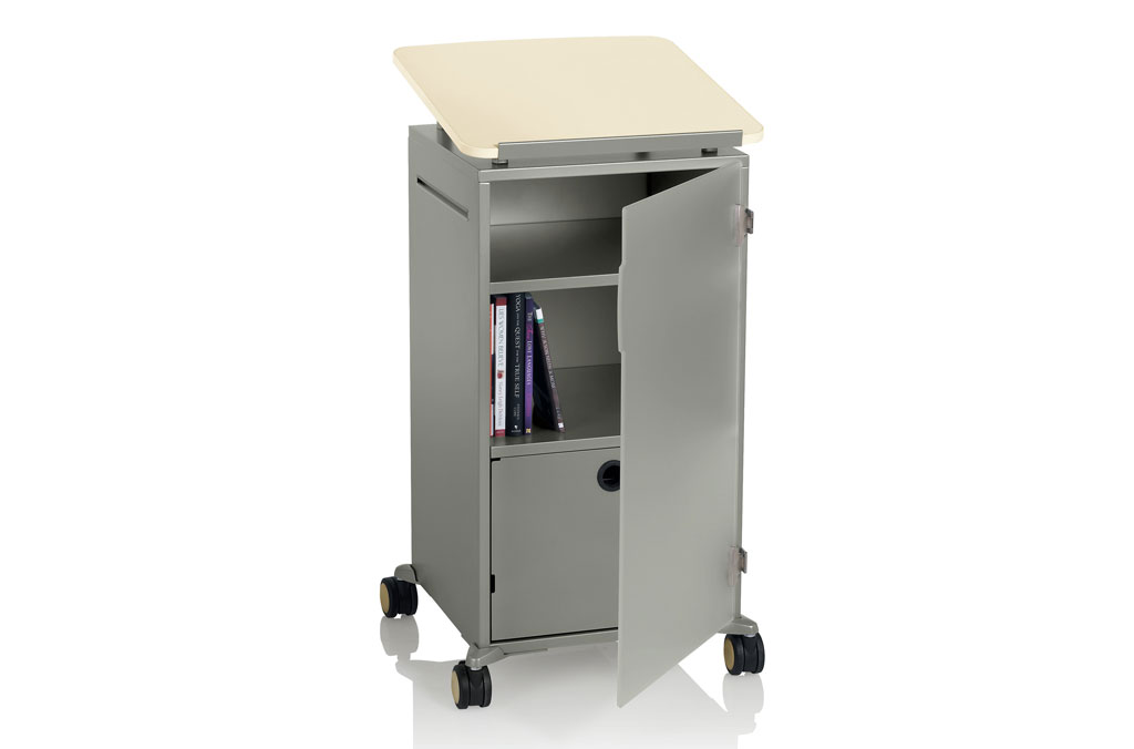 Instruct All Terrain Mobile Lectern