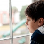child at window 150x150 Classroom Anxiety: Signs and Symptoms