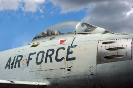 Air Force Fighterplane