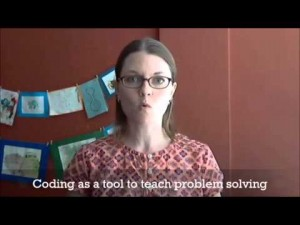 Video: Teaching Kids to Code