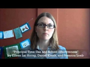 Video: What Makes A Principal Great!