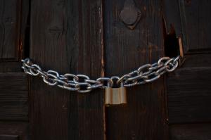 chains lock doors blog4 300x199 Open Door Policy? The Teachers Room and School Culture
