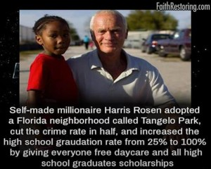 Well Funded Education by Harris Rosen