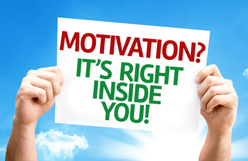 Intrinsic Motivation. Need Motivation? It's Right Inside of You.