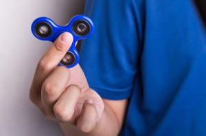 Fidget Spinner in the Classroom