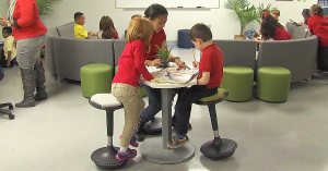 Wobble Stools for the Classroom